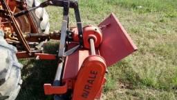 Enxada rotativa para tratores agrale rotação 1.000 RPM