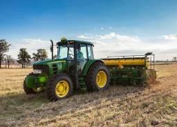 Trator John Deere 6115J 4x4 2017