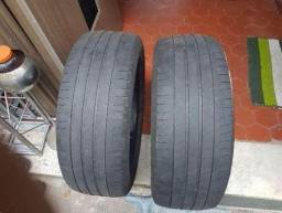 Par de Pneus Michelin Primacy Aro 16 205/55 91V