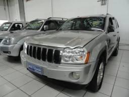 JEEP GRAND CHEROKEE 2007/2007 4.7 LIMITED 4X4 V8 16V GASOLINA 4P AUTOMÁTICO