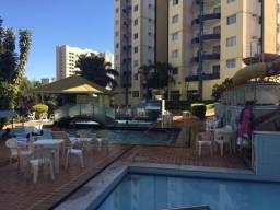 Apartamento em Caldas Novas Mobiliado no Residencial/Flat Sol das Caldas Estudo Trocas