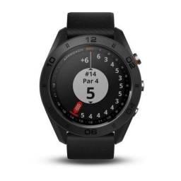 Relógio Smartwatch Garmin Approach S60 Golf - Preto