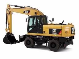 Motor Caterpillar C6.6 - Escavadeira Modelo M322D