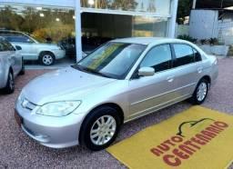 Civic 1.7 lx aut - 2005