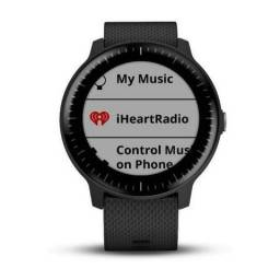 Relógio Garmin Vívoactive 3 Music - Preto