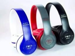 Fone De Ouvido Stereo Bluetooth