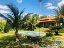 Chácara com 3 dormitórios à venda, 1000 m² por r$ 650.000,00 - parque da represa - paulíni