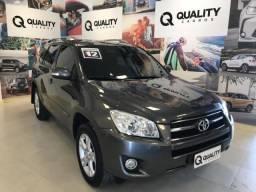 Toyota - RAV4 2.4 4x4 16V 170cv Aut - 2012 - 2012