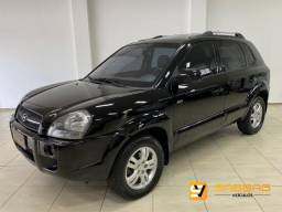 Hyundai Tucson 2.7 Aut. 4x4 |2008| *Versão TOP* *Teto Solar* - Troca/Financia - 2008
