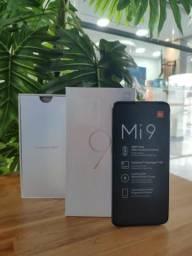 Xiaomi Mi 9 128/6GB - Versão Global-12X Sem Juros - LOJA física - 1 Ano de Garantia - NF