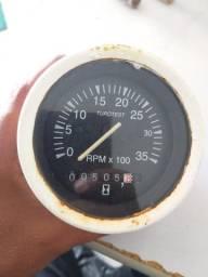 Tacômetro com horimetro