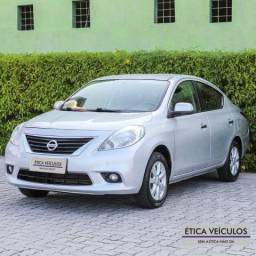 VERSA SL 1.6 16V Flex Fuel 4p Mec. - 2013