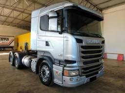 Scania r 440 6x4 automatico - 2014