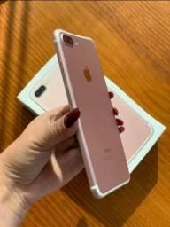IPhone 7plus 64GB rose