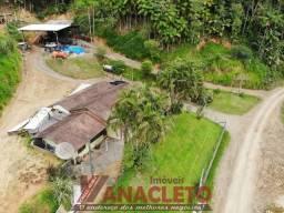 Barbada: Sítio com 2 hectares, casa, galpão, aceita troca!!