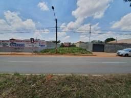 Lote comercial ao lado da cidade empresarial - Avenida Rio Verde