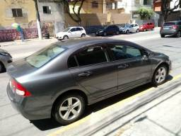 Honda Civic Cinza 1.8 - 2008