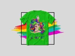 Camisas - Drag Queen é arte - LGBTQ
