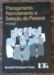Planejamento, Recrutamento e Seleção de Pessoal