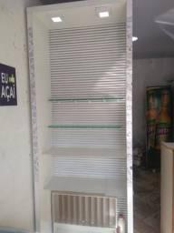 Estante painel canaletado, usado comprar usado  Rio de Janeiro