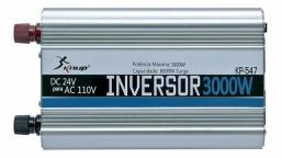 Inversor Tensão 24v 110v 3000w Transformador Caminhao e Onibus - Loja Natan Abreu