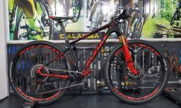 Bicicleta Audax Auge 50 carbon xx1 nova ! 8,800kg