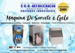 E&R Refrigeração- Manutenção e Projetos em Cozinhas Industriais