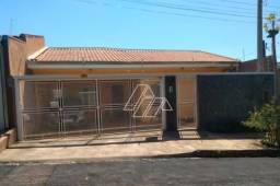 Casa com 3 dormitórios à venda, 130 m² - Núcleo Habitacional Nova Marília - Marília/SP