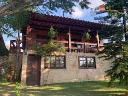 Título do anúncio: Casa em condomínio, com vista para o vale e próximo a cidade, à venda - Gravatá/PE