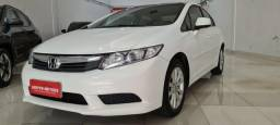 Honda Civic New LXS 1.8 2013/2014