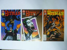 Hitman 1 a 3 - Garth Ennis - Batman, Coringa