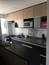 Apartamento no Centro, com 2 quartos e área útil de 54 m²