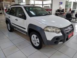 FIAT PALIO 1.8 MPI ADVENTURE LOCKER WEEKEND 8V FLEX 4P MANUAL