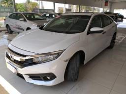 HONDA CIVIC 1.5 16V TURBO GASOLINA TOURING 4P CVT.