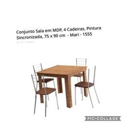 Mesa usada sem detalhe