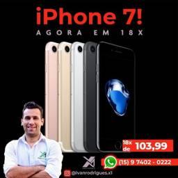 Os Melhores iPhone 7 semi novos e tem Mais