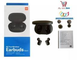 Fone Bluetooth Xiaomi EarBuds Basic Original