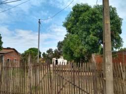 Casa e terreno 12x55