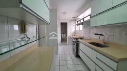 MS - Apartamento com 3 quartos/ varanda estendida/ frente mar/