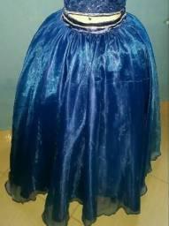 Vestido de debutante 2x1