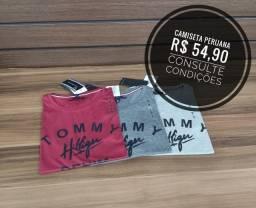 Camisetas Peruana - Diversas estampas - Atacado e varejo
