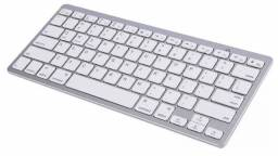 (NOVO) Teclado Keyboard Bluetooth Wireless Sem Fio