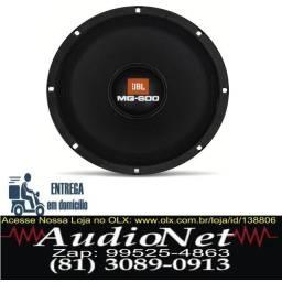 Alto falante Medio Grave Jbl 10mg600 10 Pol 300w Rms Automotivo audionet comprar usado  Recife