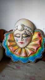 Painel Colombina decoração loja ou festa