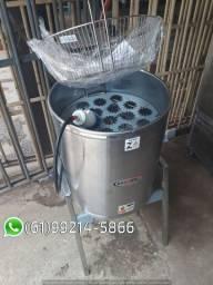Fritadeira Elétrica 25 Litros Água e Óleo 5000W Fbs-25 Industrial Becker