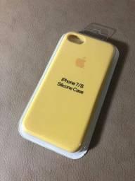 Capinha pra iPhone 8 e iPhone 7