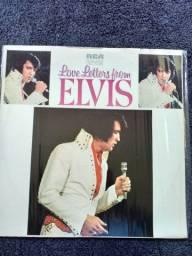 Elvis Presley love letters lp