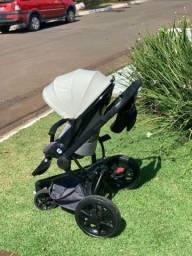 Carrinho de Bebê 3 Rodas Esportivo
