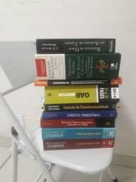 Livros de Direito e Informática para concursos/OAB