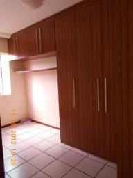 Apartamento quitado, semimobiliado